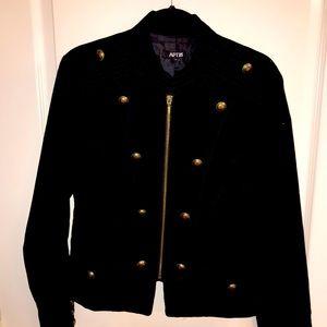 APT 9 Black Jacket Military style